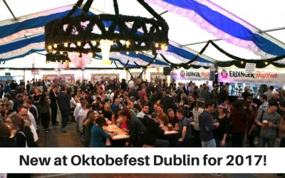 Just 10 days to go! We are going to Oktoberfest in Dublin! Are you ready?