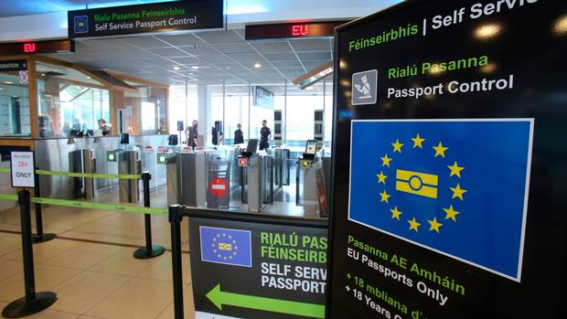 Frequently asked questions in the immigration in Dublin
