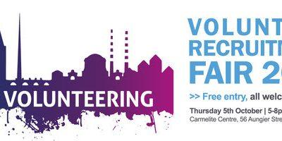 Volunteer Recruitment Fair this Thursday 5-8pm