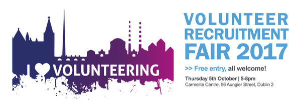 Volunteer Recruitment Fair this Thursday 5-8pm